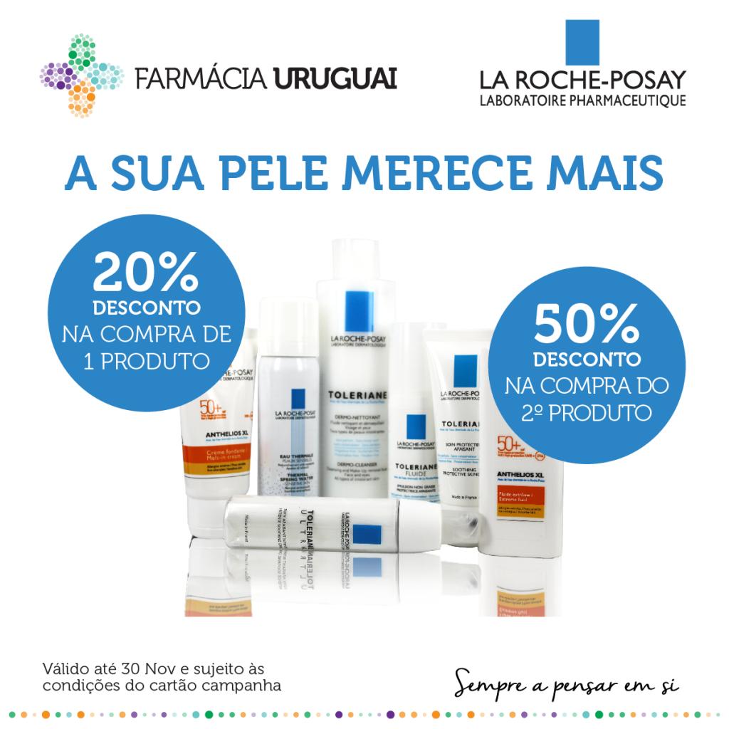 Promoção La Roche-Posay