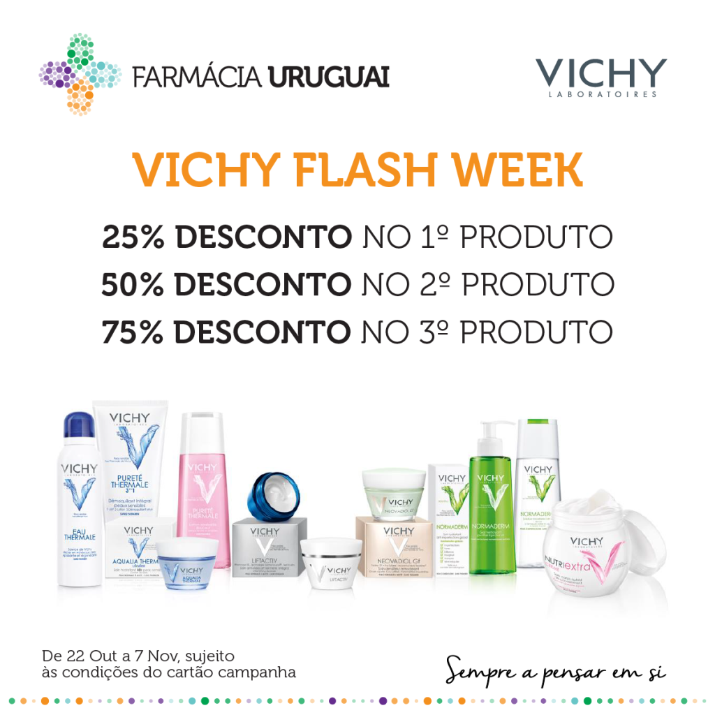 VICHY FLASH WEEK