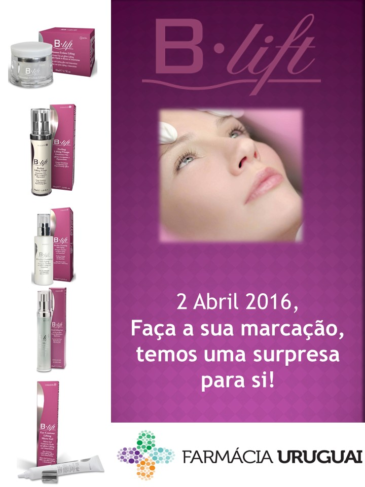 B – Lift  – Mini facial