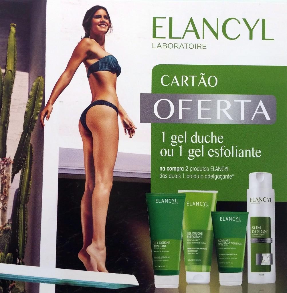 Campanha Elancyl Slim Design