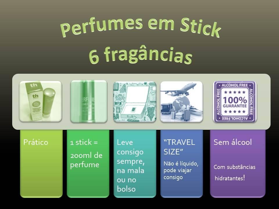 Perfumes em Stick – NOVIDADE THPHARMA
