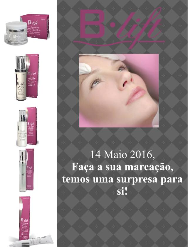 Mini Facial B-Lift na Farmácia Uruguai