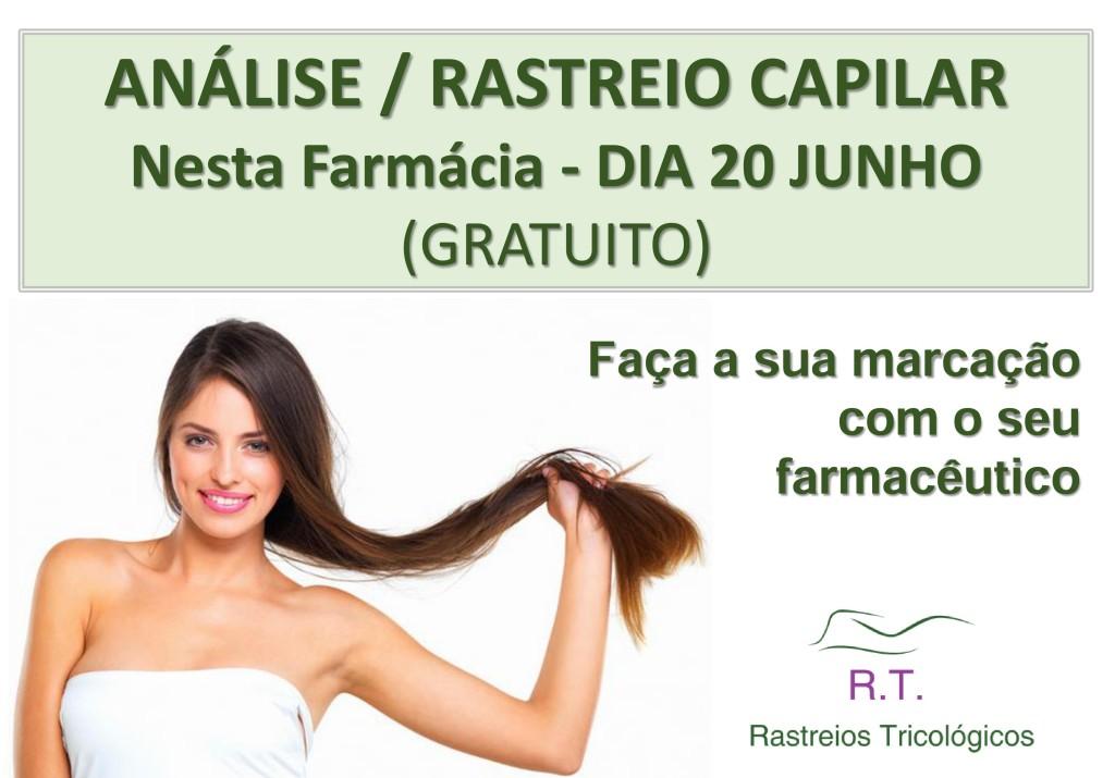 Rastreio Capilar