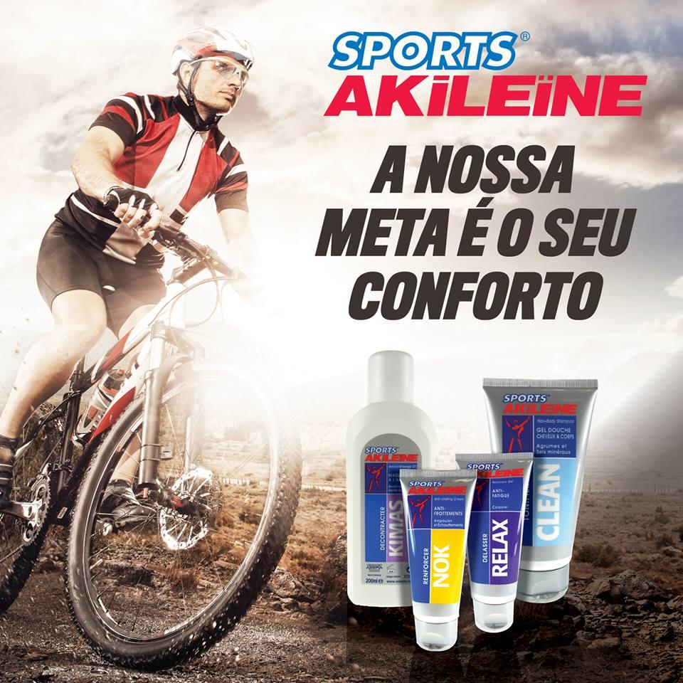 Associar performance e conforto é o objetivo da gama Sports Akileine, que propõe um conjunto de produtos eficazes e adaptados a todas as necessidades do desportista!