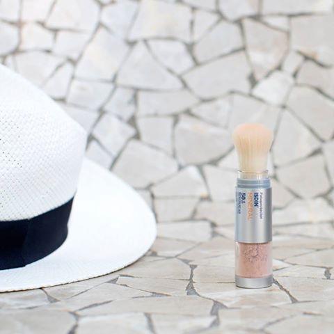 SunBrush Mineral oferece proteção solar e permite disfarçar brilhos e imperfeições melhorando o aspeto do seu rosto!