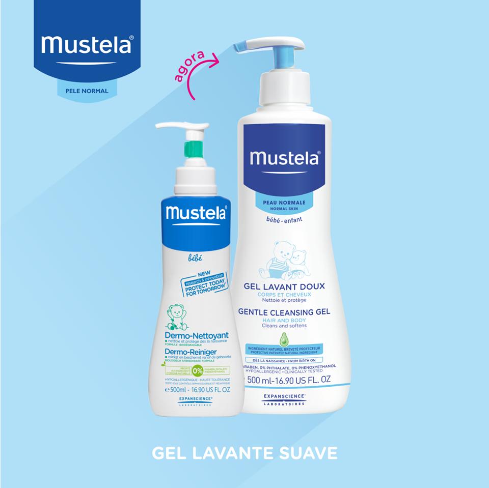Mustela – Dermo-Lavante