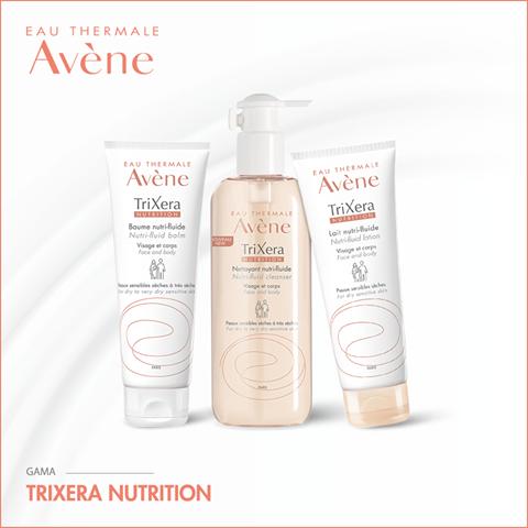 Já conhece a nova gama de cuidados corporais Trixera Nutrition? Uma rotina completa, pronta a oferecer conforto e hidratação profunda à pele seca de toda a família.
