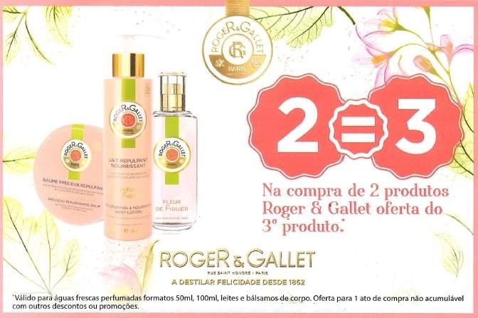 Roger & Gallet 2=3