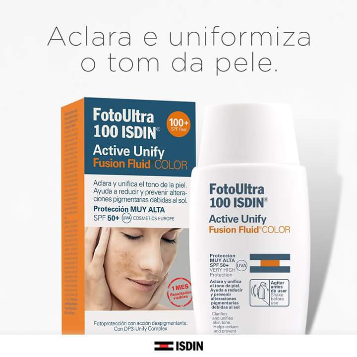 FotoUltra ISDIN Active Unify