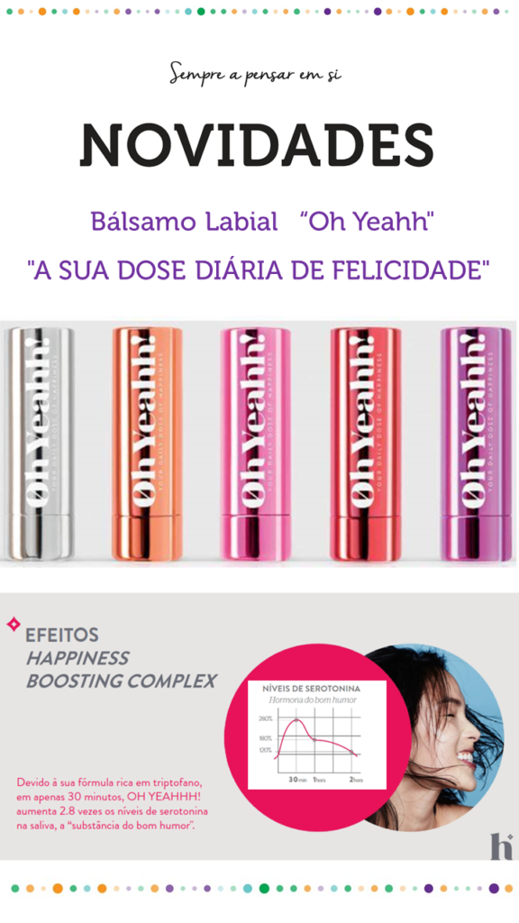 "Bálsamo Labial ""Oh Yeahh"""