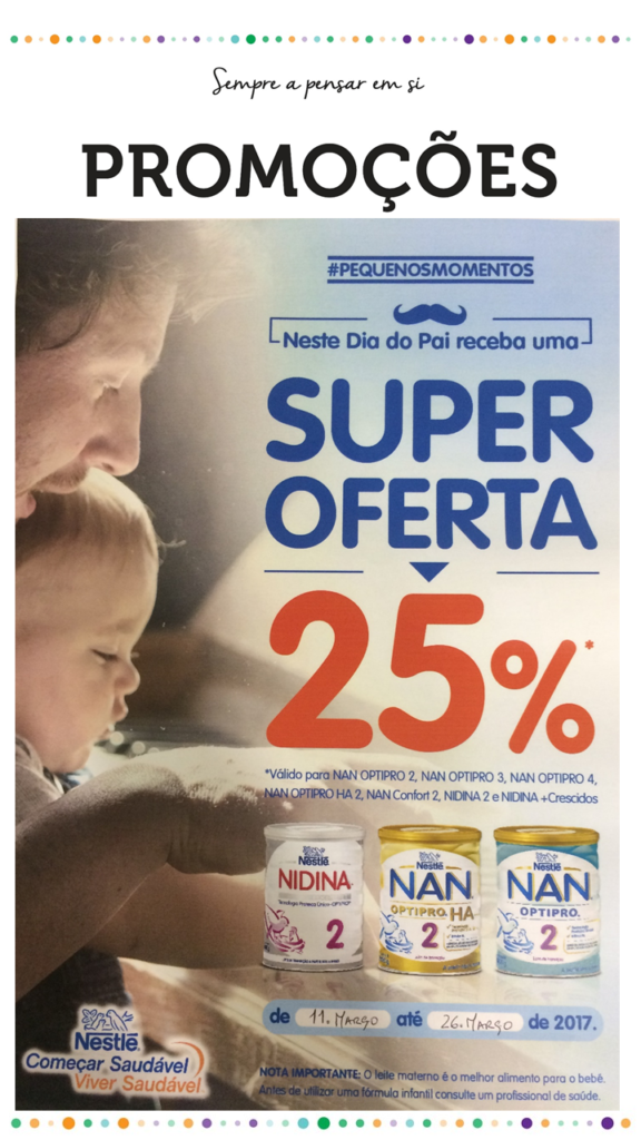 Super Oferta 25% desconto