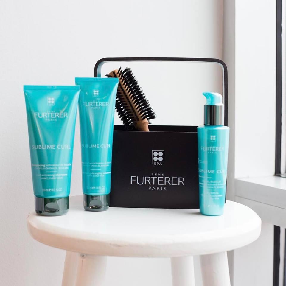 Rene Furterer – Colecção Sublime Curl