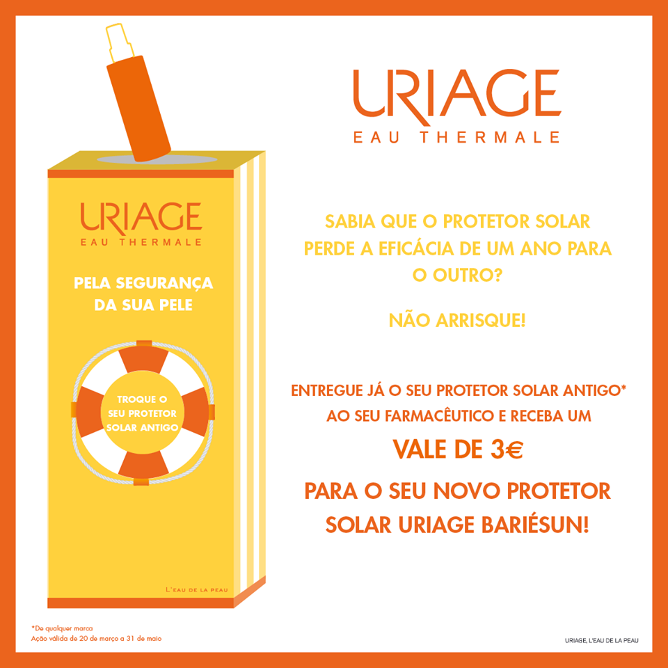 Campanha Uriage Bariésun