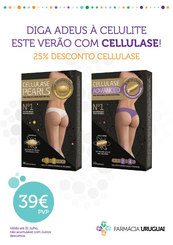 Cellulase – 25% Desconto