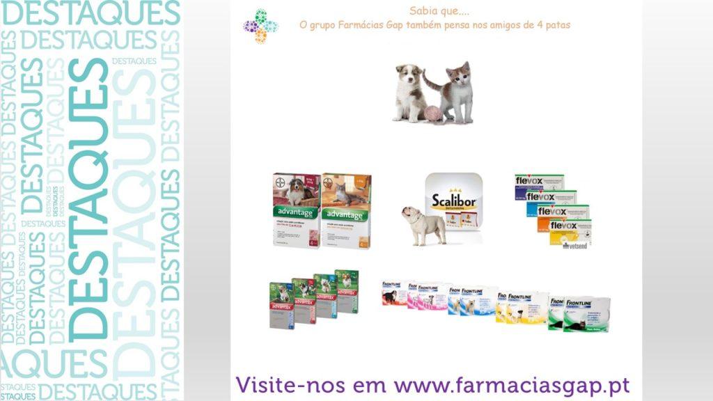 Artigos e produtos para o bem estar do seu animal.