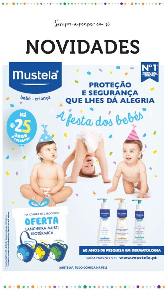 Festa dos Bebés da Mustela