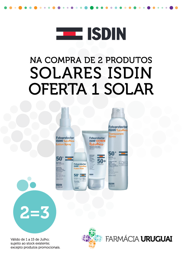 Isdin Solares  2=3