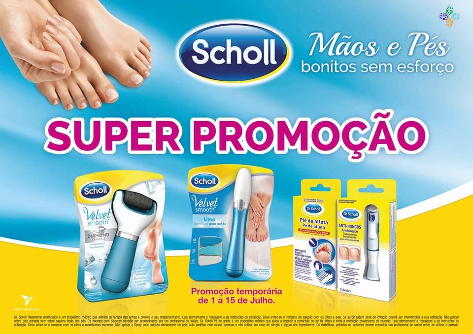 PROMOÇÃO DR.SCHOLL