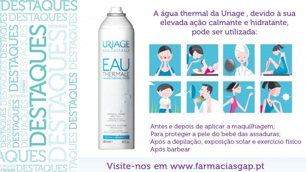 Agua Thermal Uriage
