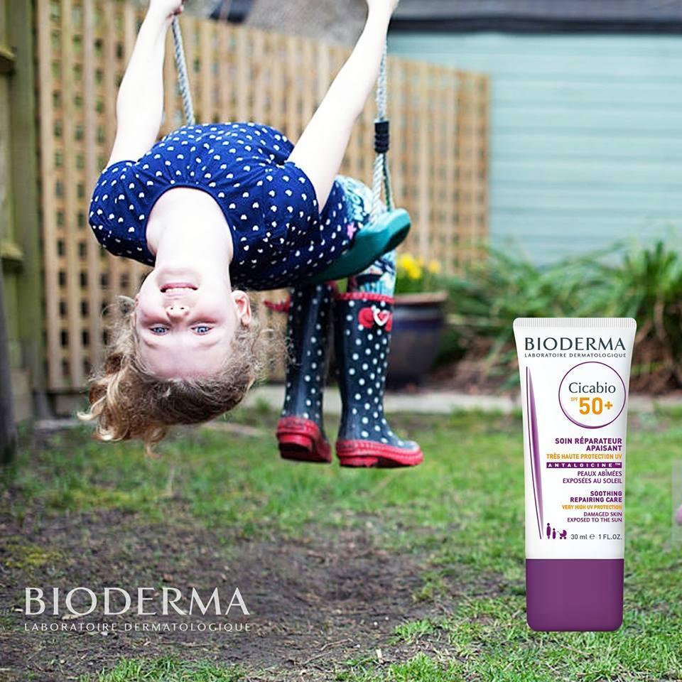 Bioderma – Cicabio FPS 50+
