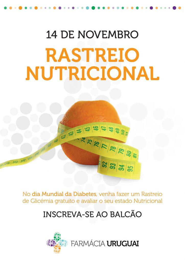 Rastreio Glicemia – Dia Mundial da Diabetes
