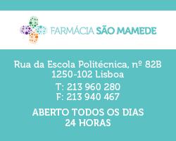 Farmácia São Mamede