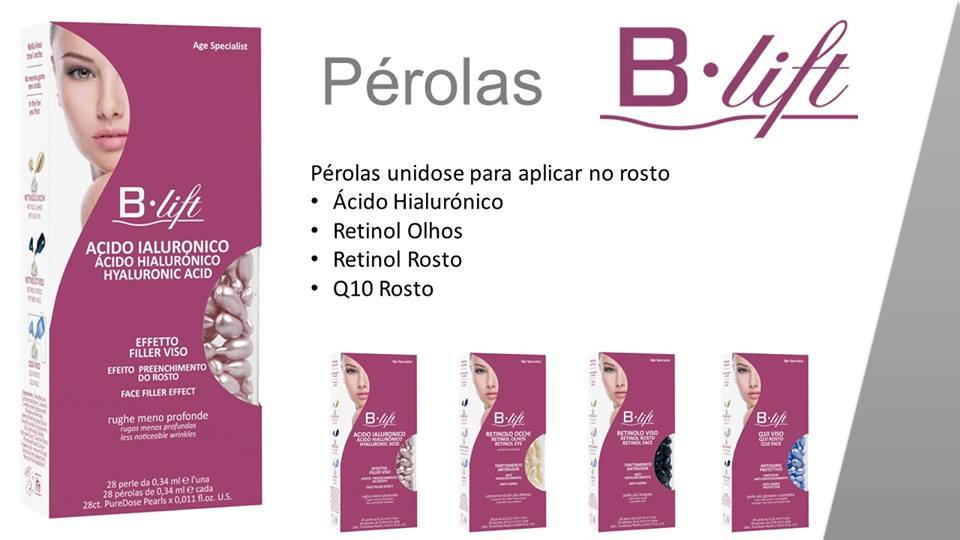 Pérolas B LIFT