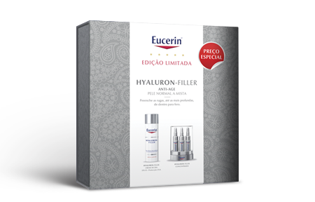 Packs de Natal da Eucerin