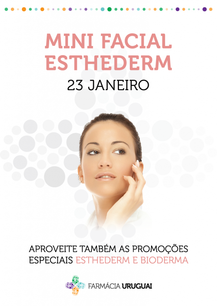 Mini facial – Esthederm