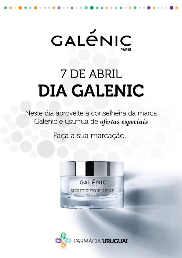 Conselheira Galénic – Dia 07 Abril 2018