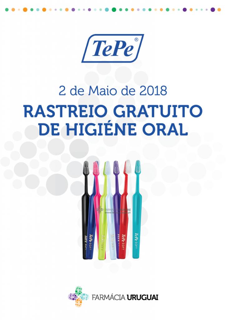Rastreio de Higiene Oral