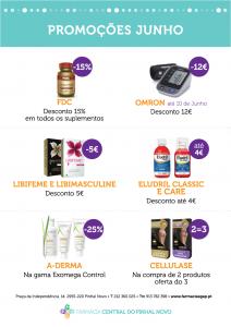 Promoções Farmácia Central do Pinhal Novo