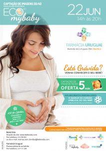 Ecografia 3D – Farmácia Uruguai
