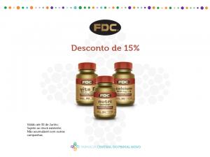 FDC – Promoção