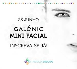 Mini Facial – Galénic