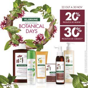 Botanical Days da KLORANE