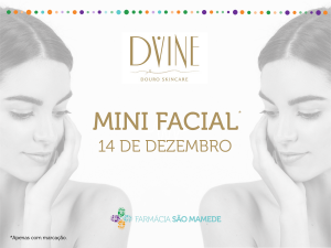 Mini Facial DVINE