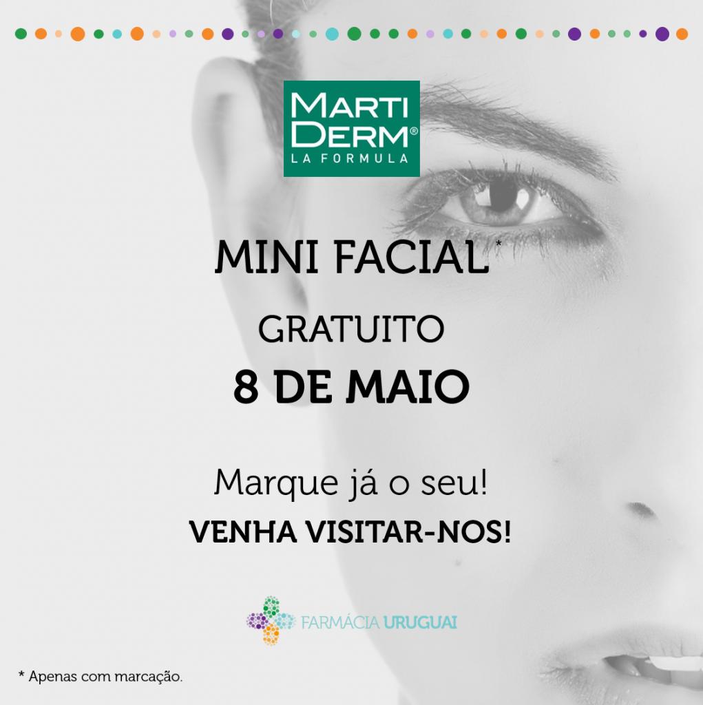 Mini Facial MARTIDERM – F. URUGUAI