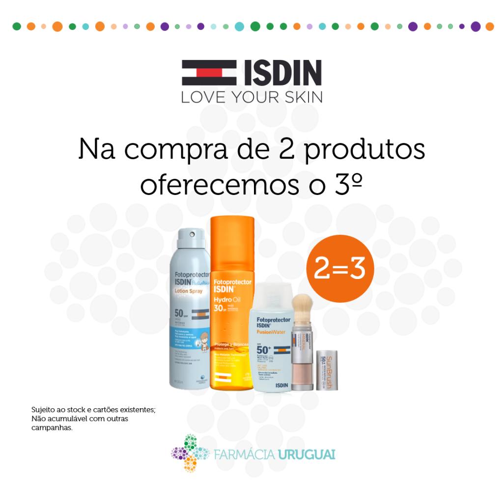 ISDIN 2=3