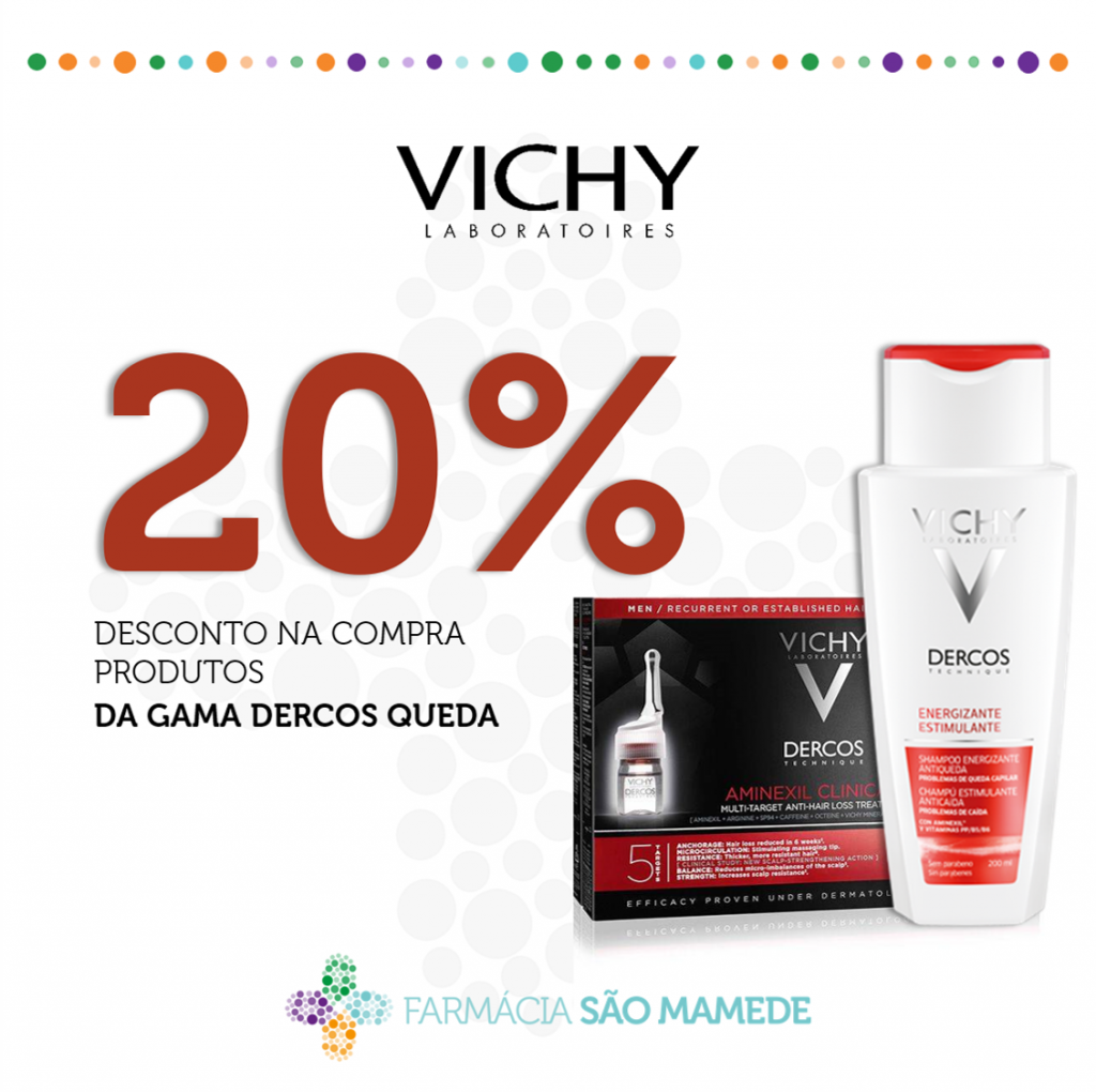 VICHY QUEDA
