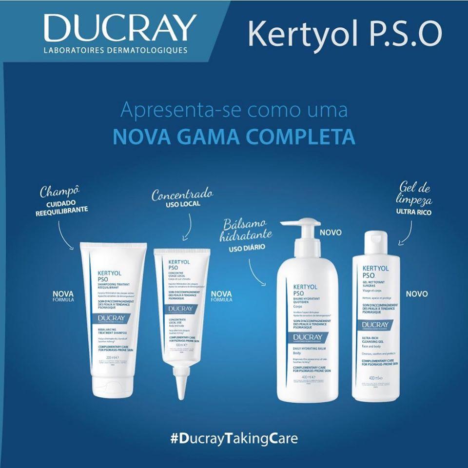 Ducray – Gama Kertyol P.S.O