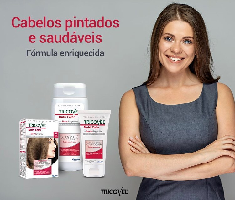 Tricovel® Nutri Color