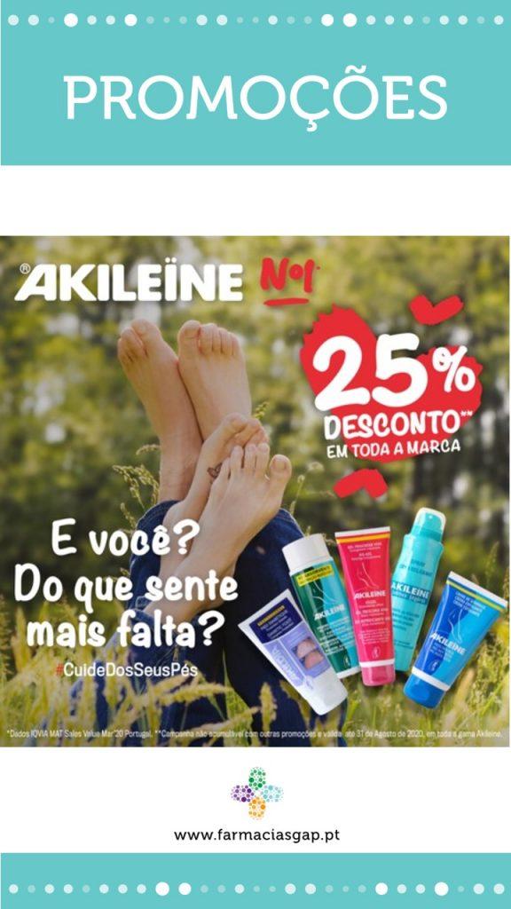 Campanha Akileine