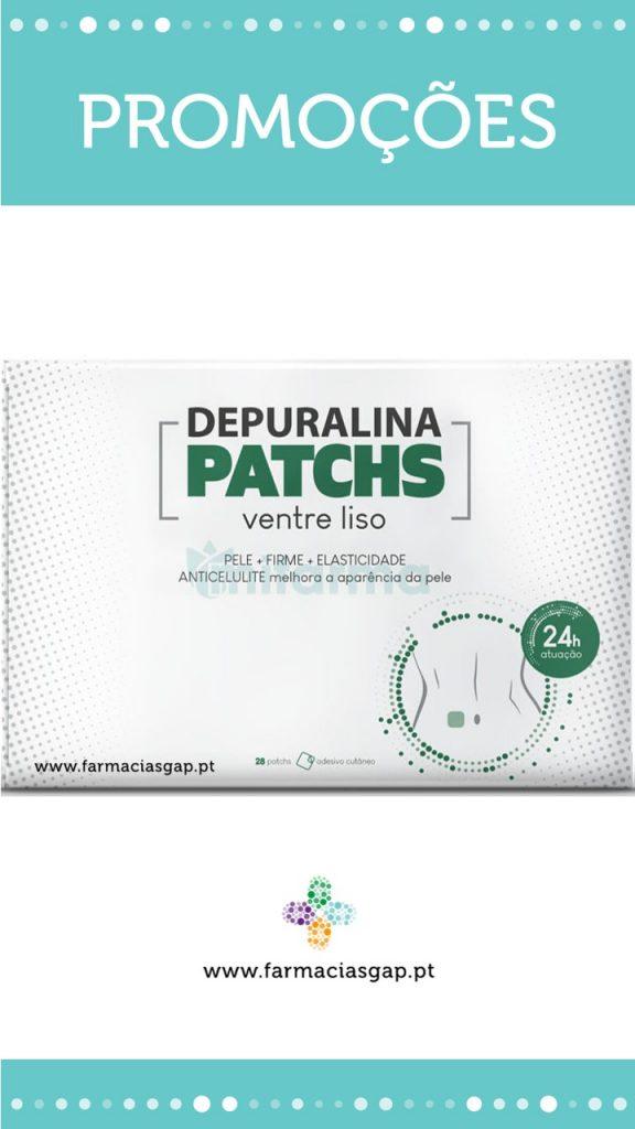 DEPURALINA Patchs