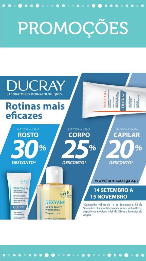 Campanha Ducray