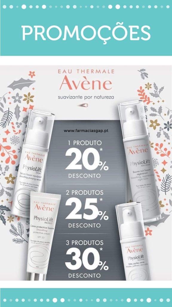 Promoção Avène